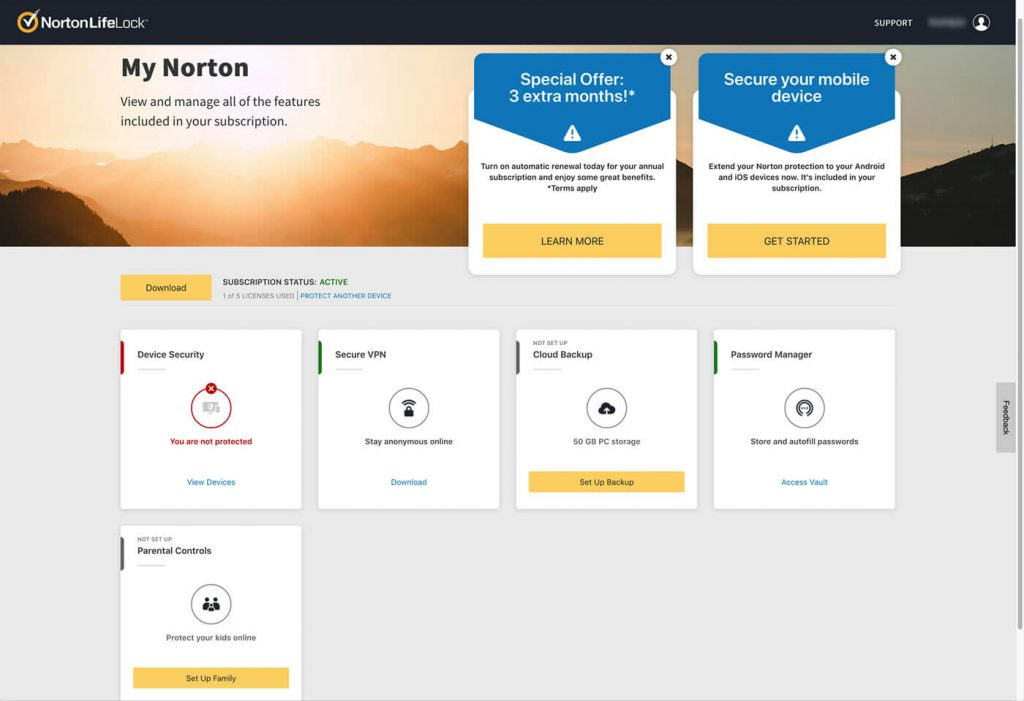 How to install Norton 360 on computer